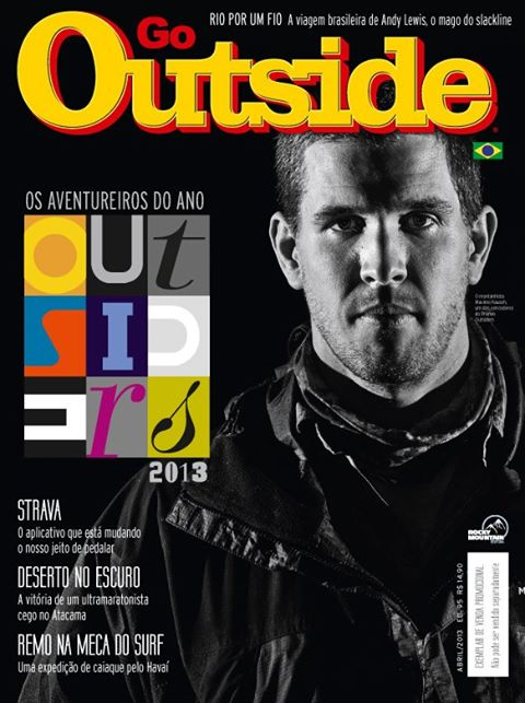 Capa da Go Outside
