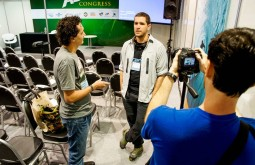 Em entrevista na Adventure Sports Fair