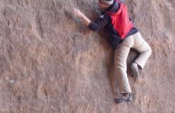 Escalando na Jordânia