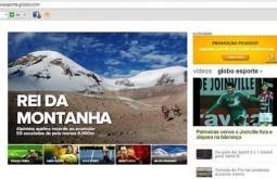 Na Globo Esporte