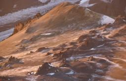Pendentes nevadas a 5600m - Foto de Maximilian Kaml