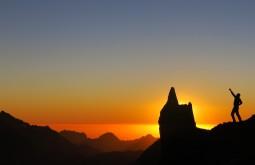 Por do sol desde Plaza Canada 01 - Foto de Julian Beerman