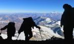 Vista dos 6700m