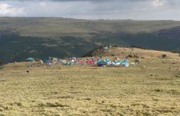 Geech camp.