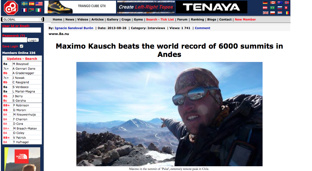maximo-kausch-beats-the-world-record-of-6000-summits-in-andes