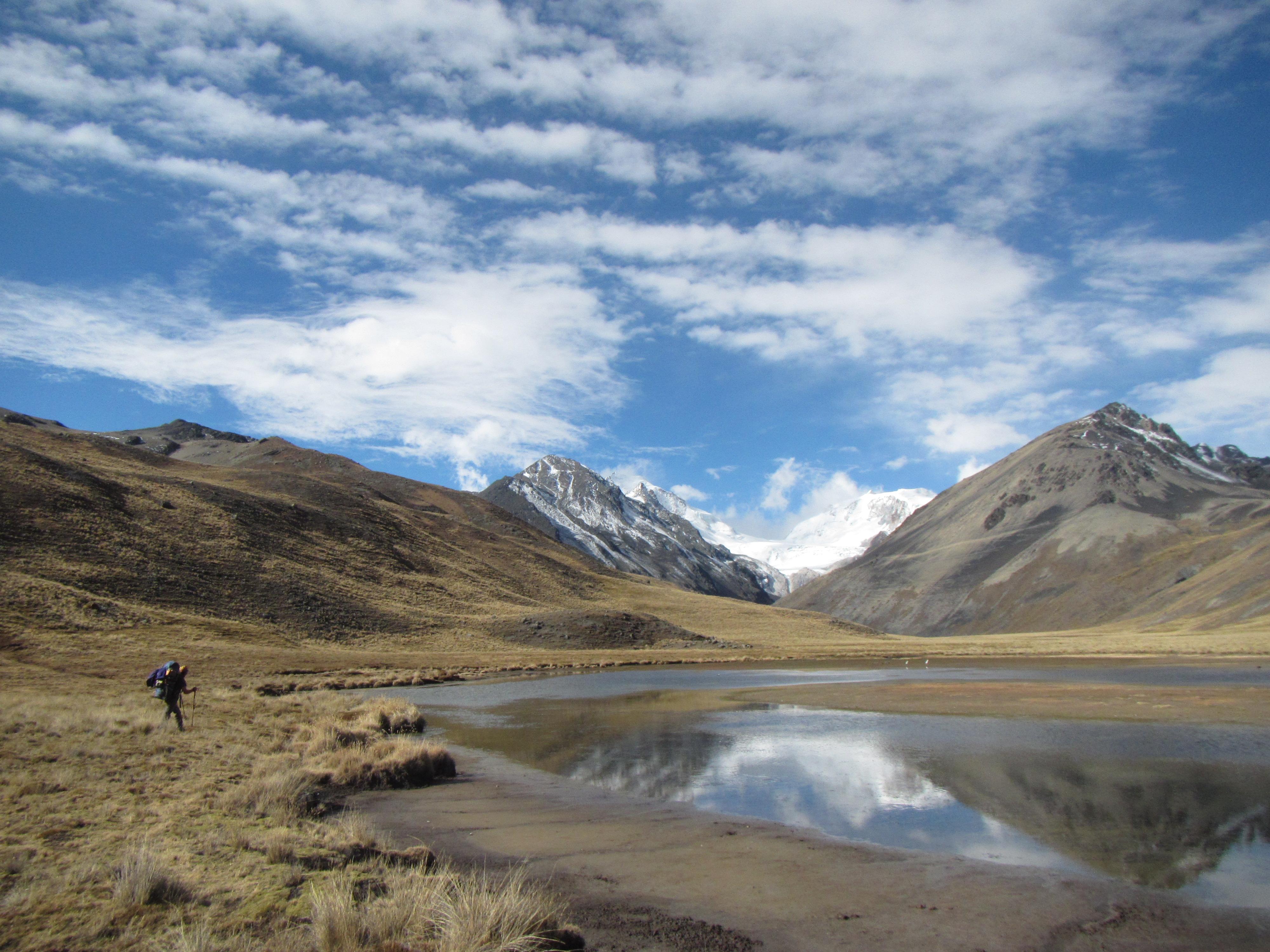 Base do Chachacomani, Bolívia - Foto de Maximo Kausch
