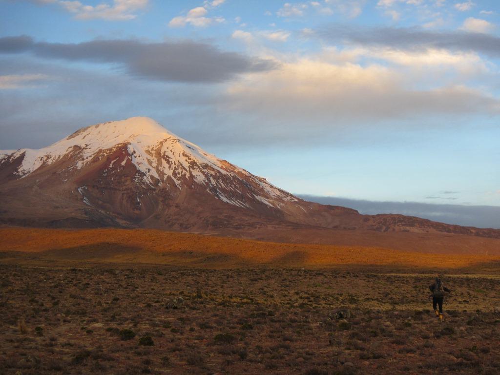 Maximo partindo para a jornada de 21 horas e 28km no Ampato - Foto de Denni Morais