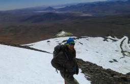 Em Aucanquilcha Chile Bolivia