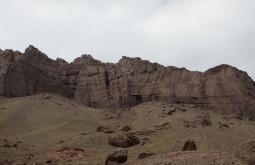 Cerro Penitentes from base
