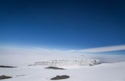 ACONCAGUA - Glaciar no cume do Kili - Foto Gabriel Tarso