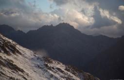 ACONCAGUA - Neve sendo carregada pelo vento a 5050m 2 - Foto Gabriel Tarso