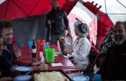 ACONCAGUA - Pizza para almoço a 4300m! 3 - Foto Gabriel Tarso
