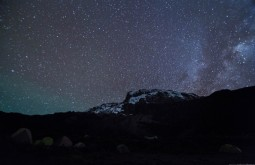 ACONCAGUA - Vista desde Barranco camp a 3950m - Foto Gabriel Tarso