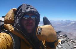 Cume do Bonete Chico, 6740m, o quarto maior dos Andes