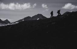 ELBRUS - Caminho aos Barrels, Elbrus - Foto Gabriel Tarso