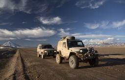 Nossos veículos do projeto de setembro de 2015 - Foto Caio Vilela