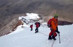 treinamento glaciar