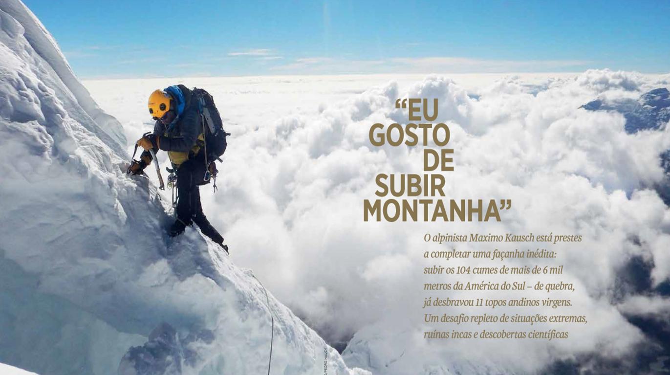 Capa Revista Itau