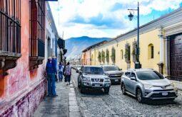 Ruas de Antigua