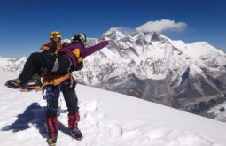 Cume do Ama Dablam
