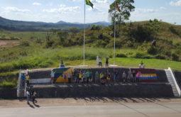 Fronteira Venezuela - Brasil