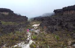 Proximidades do vale dos cristais