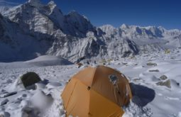 Base do Ama Dablam