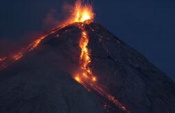 Vulcão del Fuego