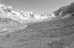Aproximações longas nos Andes Centrais, uma das áreas com mais montanhas virgens nos Andes - Foto de Gabriel Tarso