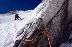 Escalando uma nova rota no Nepal - João Garcia