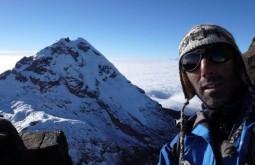 Escalando vulcões do Ecuador - João Garcia