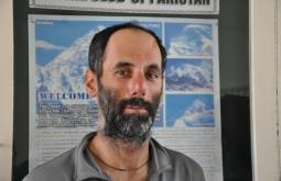 João após escalada no Nepal - João Garcia