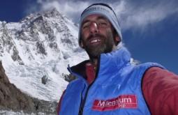 João escalando no Himalaya - João Garcia
