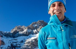 Nos alpes - João Garcia - Foto de Sea to Summit