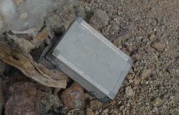 Caixa de cume do Acotango