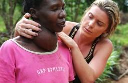 Ajudando em projeto médico na África