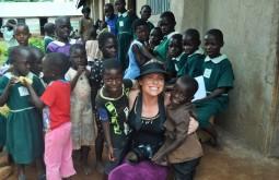Projeto solidário na Tanzânia