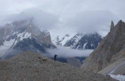 Descida para a civilização após 70 dias de expedições no Paquistão - glaciar Baltoro - Foto de Maximo Kausch