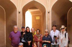 Brasileiros no roteiro fotográfico no Irã
