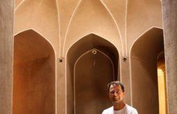 Caio Vilela no Irã