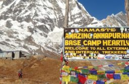 Campo base do Annapurna