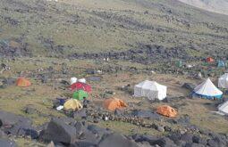 Acampamento base do Ararat