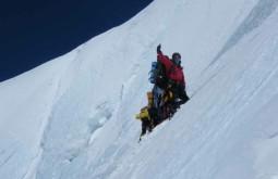Guiando no Himalaia