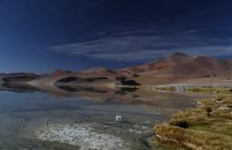 Laguna Santa Rosa a 3800m - Foto de Emiliano Araujo