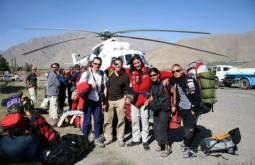 Nos montes pamires, Tadjiquistão