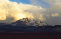 O Nevado Muerto com 6516m - Foto de Paula Kapp