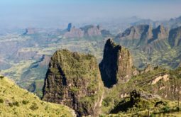 Vedere in mtii Simien