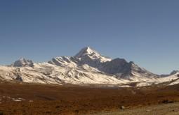 Vista do Huayna Potosi