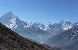 Caminho para Dhugla, Nepal - Foto de Maximo Kausch