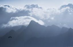 ACONCAGUA - O Mawenzi com 5100m, próximo ao Kili, é um dos 3 cráters do maciço - Foto Gabriel Tarso